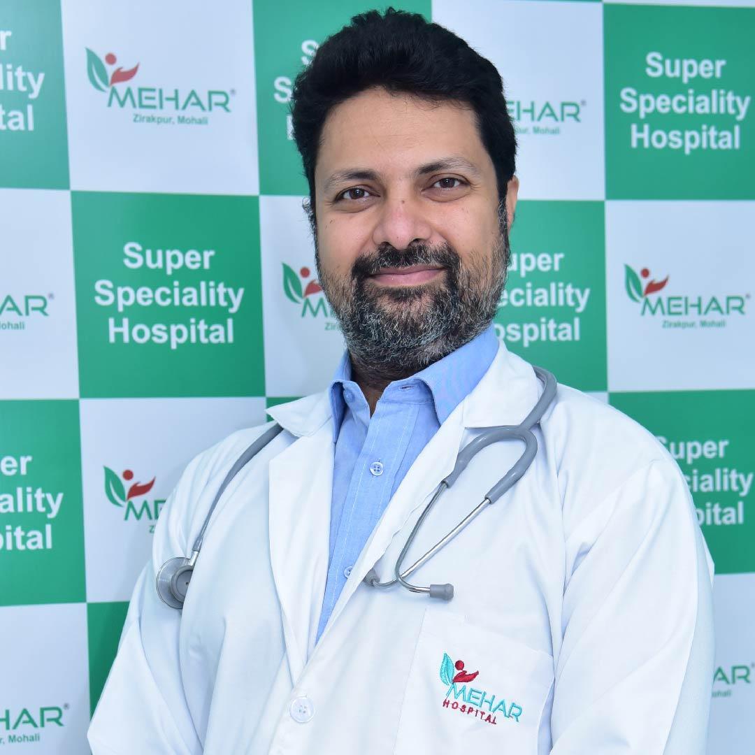 Dr. Satyen Sharma